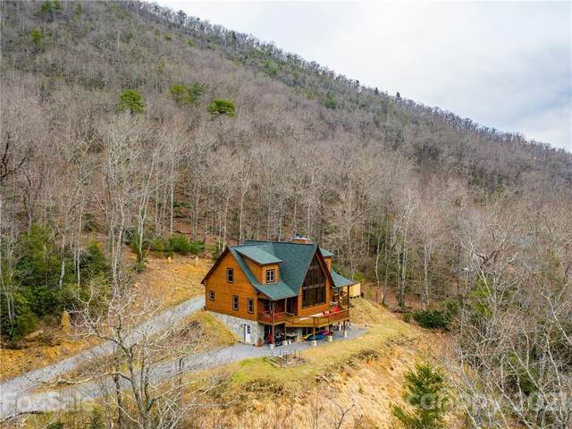 263 Mt. Mitchell Drive, Burnsville, NC 28714 (#3718357) :: The Ordan Reider Group at Allen Tate