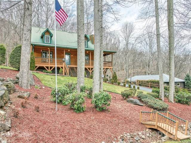486 Brannon Forest Drive, Waynesville, NC 28785 (#3718358) :: The Snipes Team | Keller Williams Fort Mill