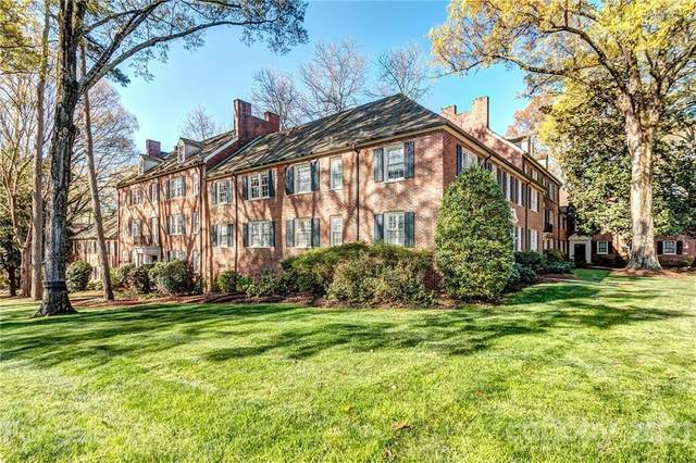 105 S Laurel Avenue 92A, Charlotte, NC 28207 (#3718521) :: The Ordan Reider Group at Allen Tate