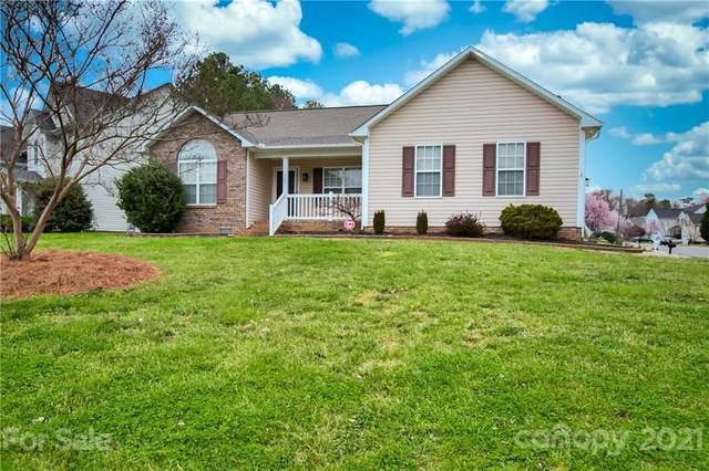 503 Riverglen Drive NW, Concord, NC 28027 (MLS #3718612) :: RE/MAX Journey
