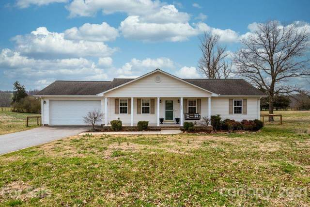 550 Stable Brook Lane, Taylorsville, NC 28681 (#3718621) :: The Ordan Reider Group at Allen Tate