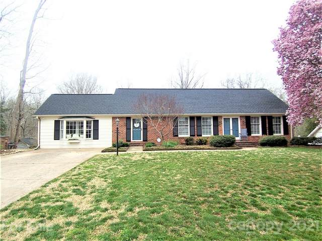 214 Windsor Drive, Shelby, NC 28150 (#3718646) :: Bigach2Follow with Keller Williams Realty