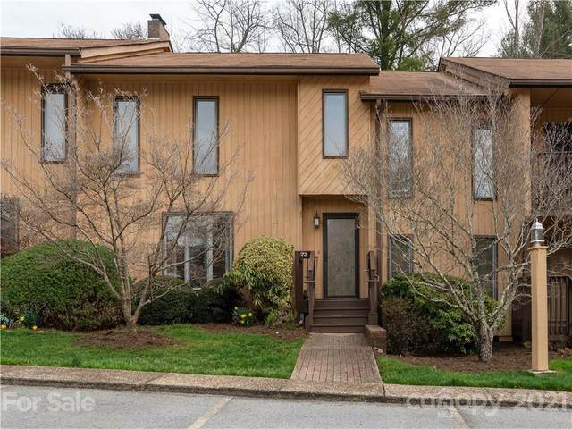 73 Pebble Creek Drive, Asheville, NC 28803 (#3718722) :: The Ordan Reider Group at Allen Tate