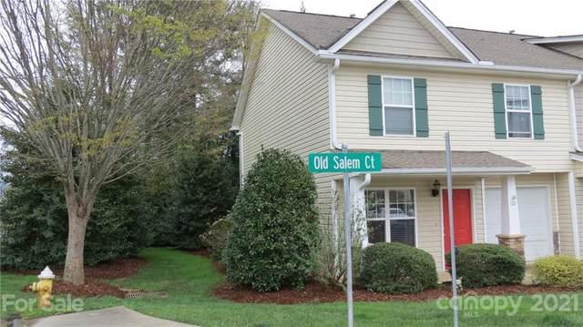 128 Old Salem Court, Fletcher, NC 28732 (#3718795) :: Ann Rudd Group