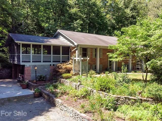 780 Hart Road, Pisgah Forest, NC 28768 (#3718844) :: Keller Williams Professionals