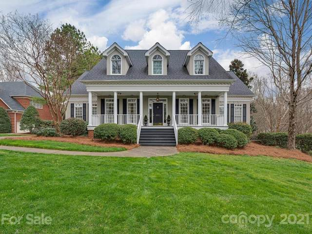 5300 Germaine Terrace, Charlotte, NC 28226 (#3718847) :: Caulder Realty and Land Co.