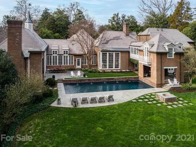 325 Hermitage Road, Charlotte, NC 28207 (#3718863) :: LePage Johnson Realty Group, LLC