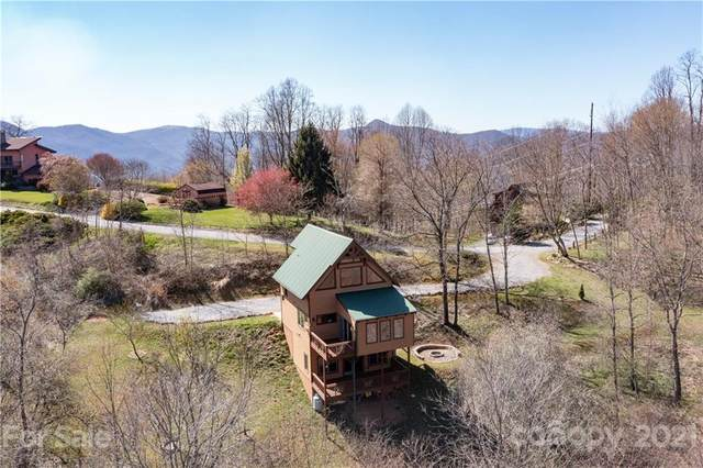 2794 Utah Mountain Road, Waynesville, NC 28785 (#3718924) :: Ann Rudd Group