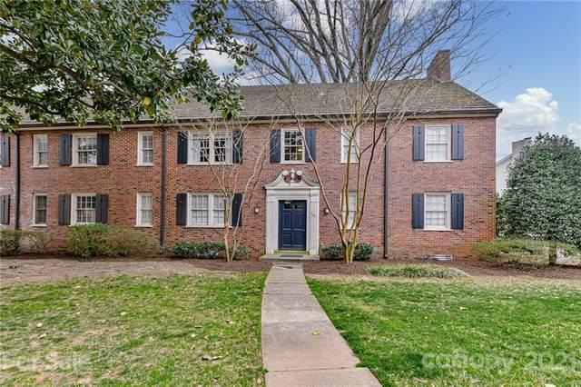 107 S Laurel Avenue 102A, Charlotte, NC 28207 (#3718955) :: The Ordan Reider Group at Allen Tate