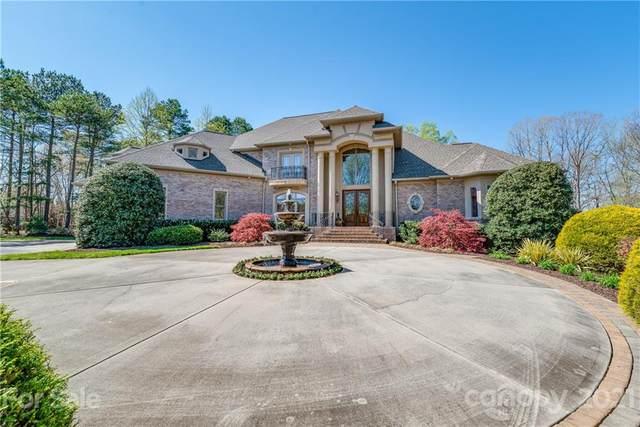 1405 Saratoga Woods Drive, Waxhaw, NC 28173 (#3719034) :: Todd Lemoine Team