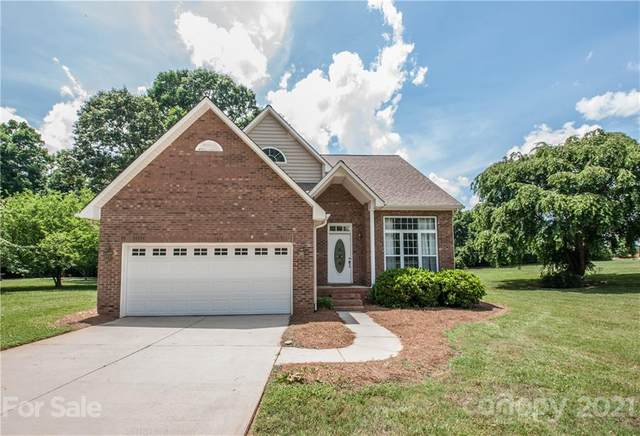 138 Verna Drive, Statesville, NC 28625 (#3719035) :: Odell Realty