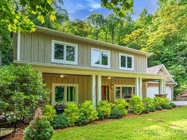 10 Cedar Drive, Mills River, NC 28759 (#3719067) :: Premier Realty NC