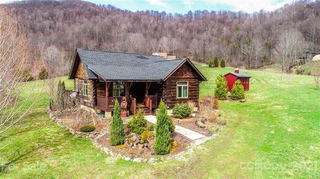 4195 Hwy 261 Highway, Bakersville, NC 28705 (#3719074) :: Stephen Cooley Real Estate Group