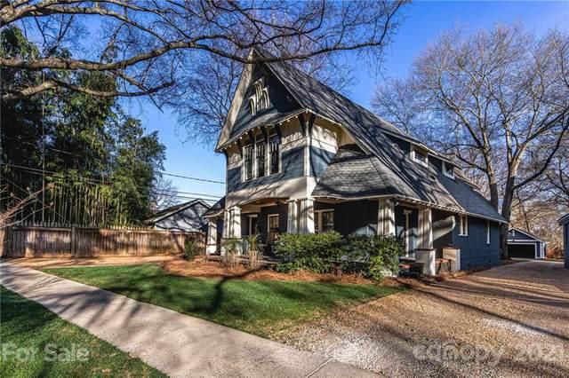 420 Dotger Avenue N, Charlotte, NC 28204 (#3719114) :: Carver Pressley, REALTORS®