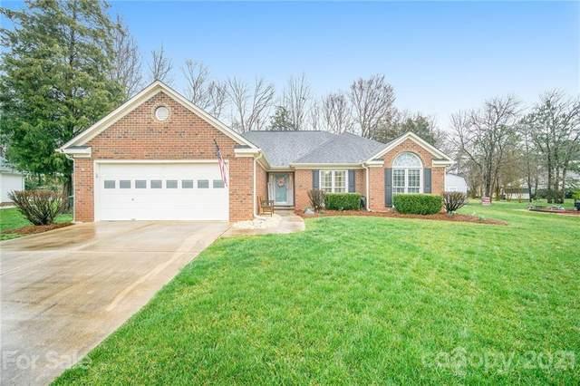 3290 Garrett Drive, Concord, NC 28027 (#3719168) :: High Performance Real Estate Advisors