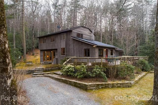 422 Sun Lodge Road, Pisgah Forest, NC 28768 (#3719211) :: LePage Johnson Realty Group, LLC