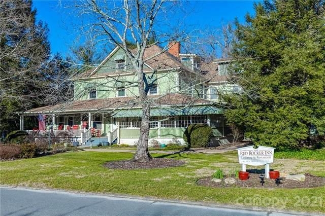 136 N Dougherty Street, Black Mountain, NC 28711 (#3719233) :: Modern Mountain Real Estate