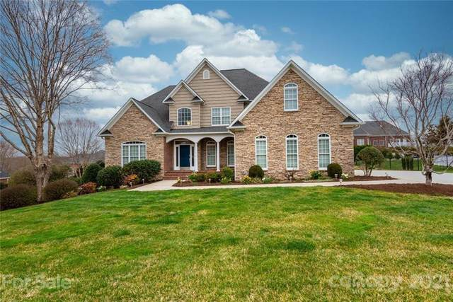 4407 1st Street Drive NW, Hickory, NC 28601 (#3719240) :: Rowena Patton's All-Star Powerhouse