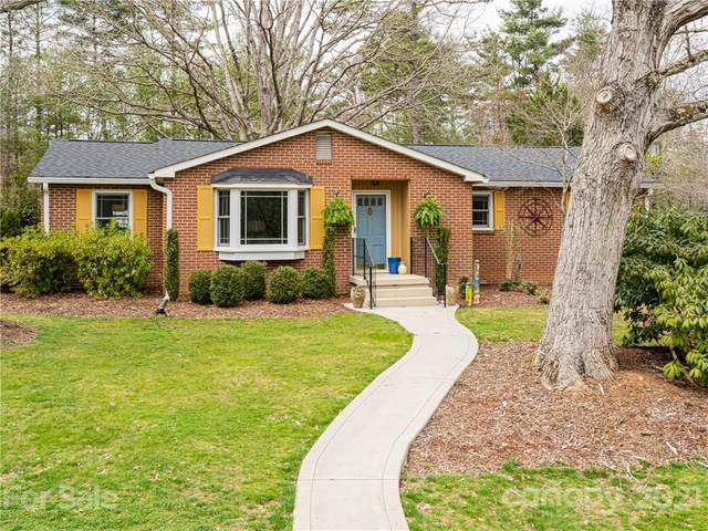 8 Oakwilde Drive, Asheville, NC 28803 (#3719265) :: Caulder Realty and Land Co.