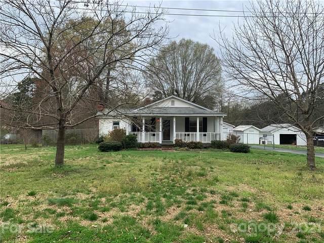 821 Oak Street, Charlotte, NC 28214 (#3719300) :: LePage Johnson Realty Group, LLC
