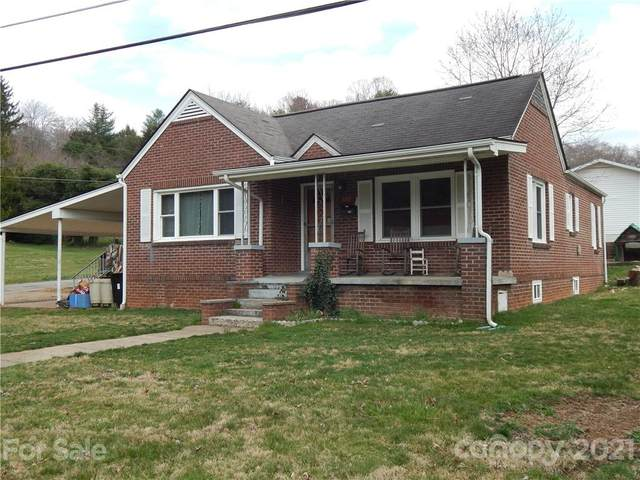 132 Maxwell Street, Waynesville, NC 28786 (#3719308) :: Robert Greene Real Estate, Inc.