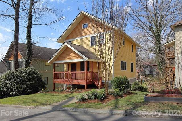 27 Houston Street, Asheville, NC 28801 (#3719366) :: Keller Williams Professionals