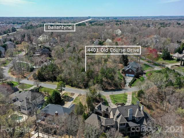 4401 Old Course Drive, Charlotte, NC 28210 (#3719375) :: Rowena Patton's All-Star Powerhouse