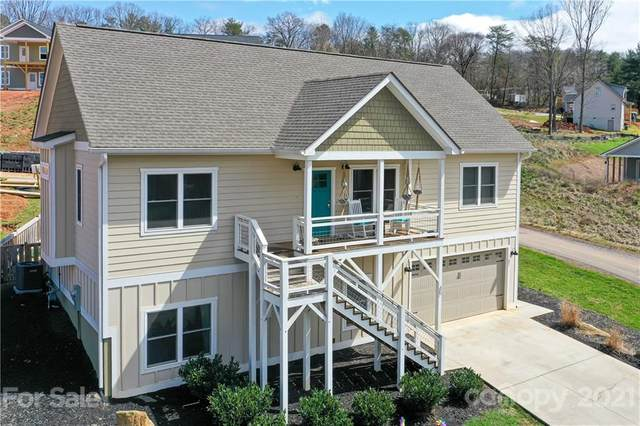 40 Greenwood Fields Drive #35, Asheville, NC 28804 (#3719481) :: Keller Williams Professionals