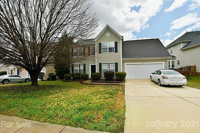 7223 Claiborne Woods Road, Charlotte, NC 28216 (#3719515) :: Caulder Realty and Land Co.