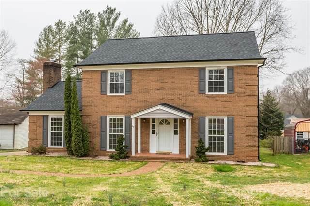617 Old Farm Road, Statesville, NC 28625 (#3719573) :: The Ordan Reider Group at Allen Tate