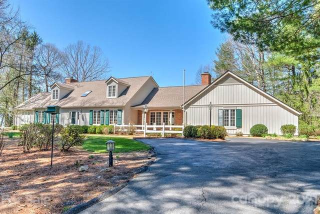 222 Pheasant Run, Hendersonville, NC 28739 (#3719576) :: Rowena Patton's All-Star Powerhouse