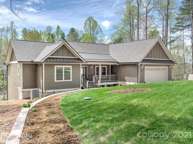 105 Drake Mountain Lane, Hendersonville, NC 28739 (#3719590) :: Stephen Cooley Real Estate Group