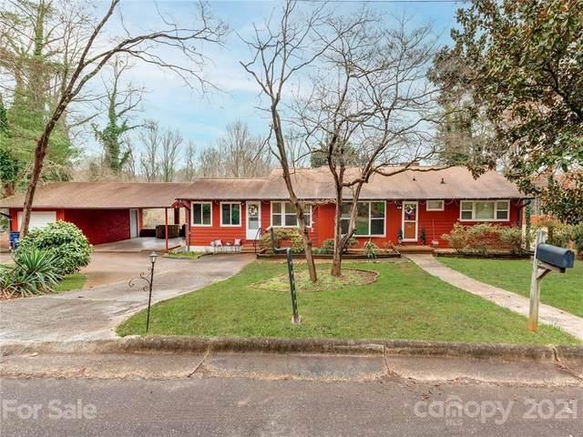 711 N Oakwood Drive, Statesville, NC 28677 (#3719701) :: Cloninger Properties