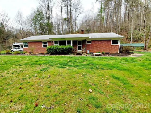 1351 Nc 212 Highway, Marshall, NC 28753 (#3719718) :: Keller Williams Professionals