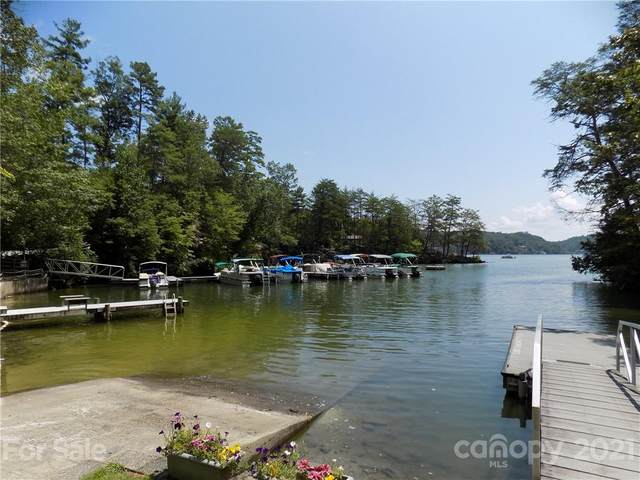Lot 107 West Wilderness Road, Lake Lure, NC 28746 (#3719764) :: TeamHeidi®