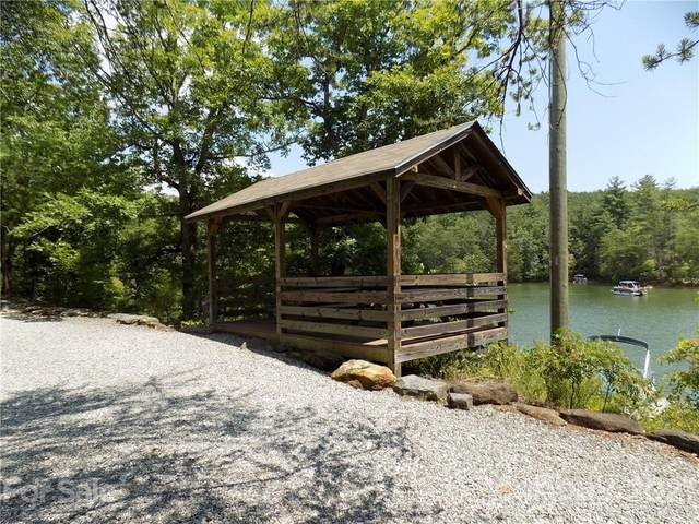 Lot 108 West Wilderness Road, Lake Lure, NC 28746 (#3719774) :: TeamHeidi®