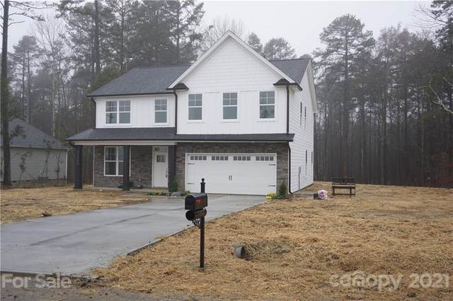 13500 Homewood Drive, Charlotte, NC 28262 (#3719777) :: Scarlett Property Group