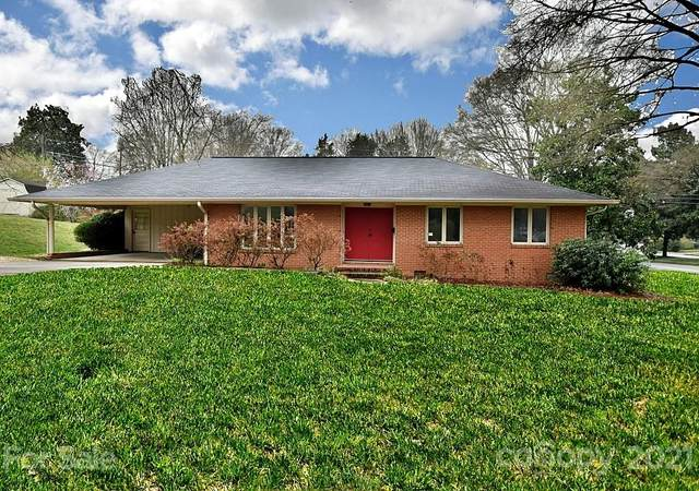 2930 Colony Road, Charlotte, NC 28211 (#3719811) :: Carver Pressley, REALTORS®