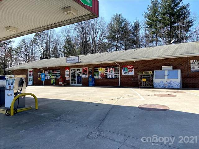 2720 Us 64 Highway, Morganton, NC 28655 (#3719927) :: BluAxis Realty