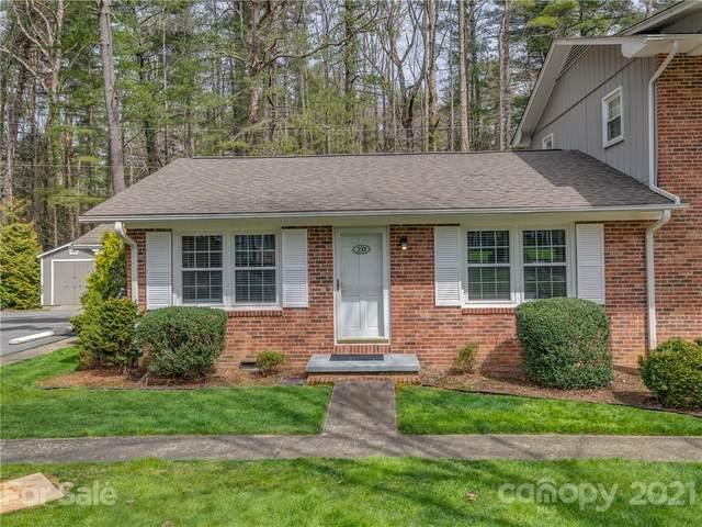 101 Boyd Drive 2-D, Flat Rock, NC 28731 (#3719939) :: Keller Williams Professionals