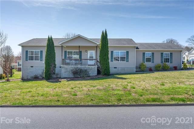 15 Stephanie Lane, Hendersonville, NC 28792 (#3720080) :: NC Mountain Brokers, LLC