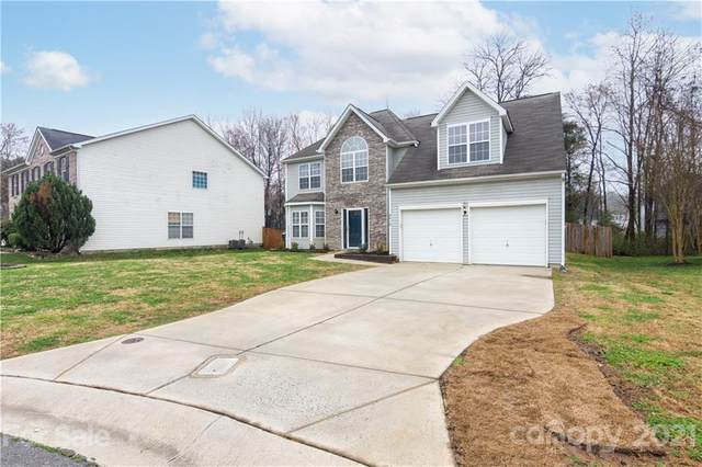 9010 Davis Crossing Court, Charlotte, NC 28269 (#3720096) :: Caulder Realty and Land Co.