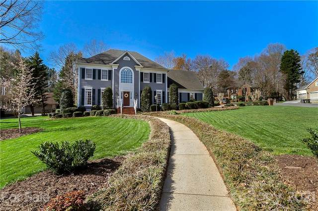 14853 Charterhouse Lane, Huntersville, NC 28078 (#3720113) :: The Ordan Reider Group at Allen Tate
