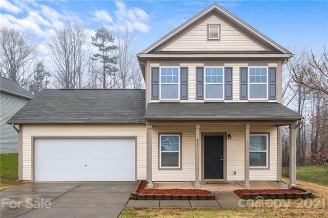 403 Landis Oak Way, Landis, NC 28088 (#3720148) :: Scarlett Property Group