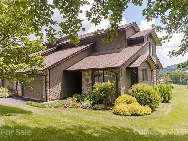 32 La Vista Drive E-1, Mills River, NC 28759 (#3720257) :: Keller Williams Professionals