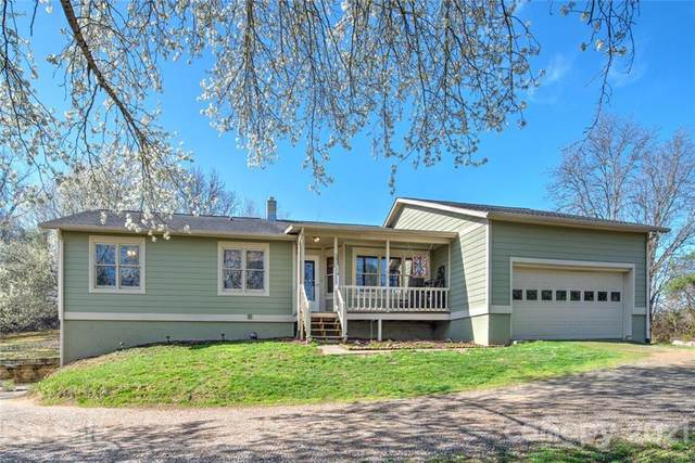 86 Alexander Road, Weaverville, NC 28787 (#3720376) :: Modern Mountain Real Estate