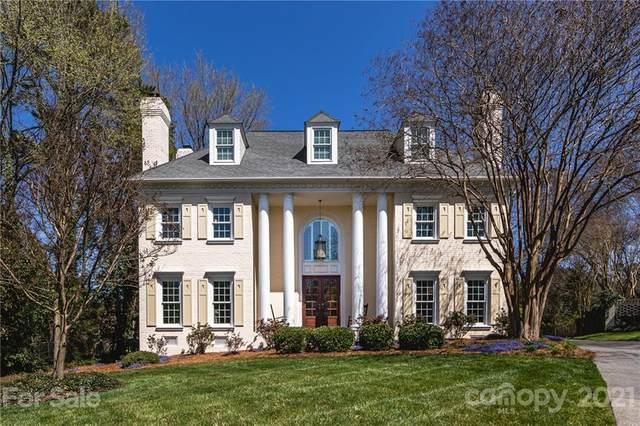 2110 Foxcroft Woods Lane, Charlotte, NC 28211 (#3720401) :: SearchCharlotte.com