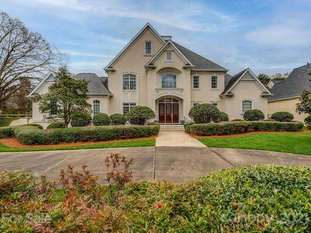 2509 Richardson Drive, Charlotte, NC 28211 (#3720403) :: Caulder Realty and Land Co.