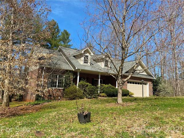 1215 Summerhill Street SW, Lenoir, NC 28645 (MLS #3720464) :: RE/MAX Journey