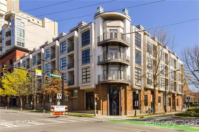 525 E 6th Street E #403, Charlotte, NC 28202 (#3720466) :: LePage Johnson Realty Group, LLC